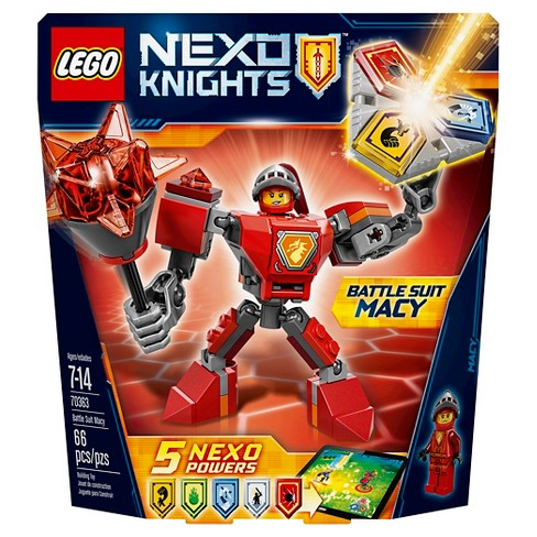 LEGO® Nexo Knights Battle Suit Macy 70363