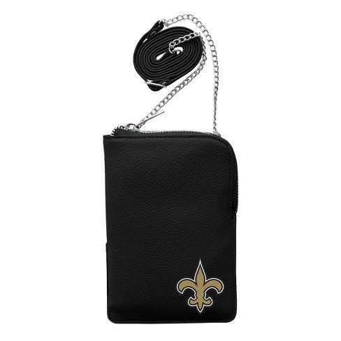 NFL New Orleans Saints Pebble Smart Purse - image 1 of 3