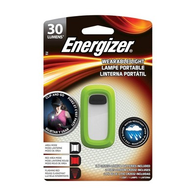 Energizer Wearable Led Light Green by Energizer