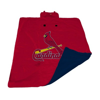 MLB St Louis Cardinals All Weather Outdoor Blanket - XL