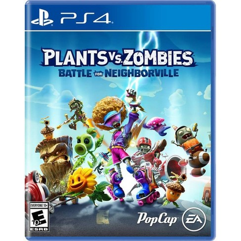 Plants Vs Zombies Battle For Neighborville Playstation 4 Target