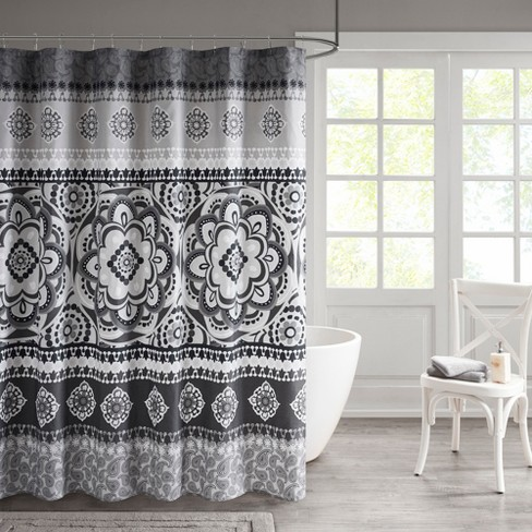 Patsy Printed Shower Curtain - image 1 of 2