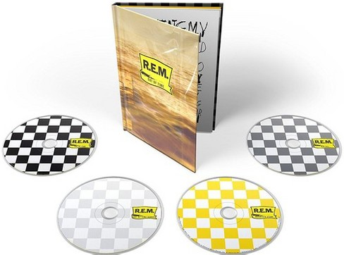 R.E.M. - Out Of Time (CD) - image 1 of 1