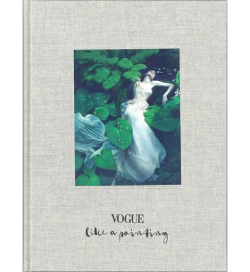 Vogue : Like a Painting (Bilingual) (Hardcover) (Lucy Davies) - image 1 of 1