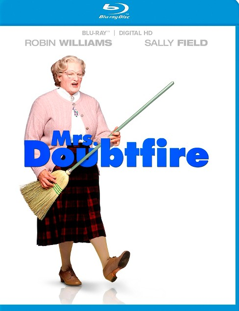 Mrs. Doubtfire (Blu-ray) - image 1 of 1