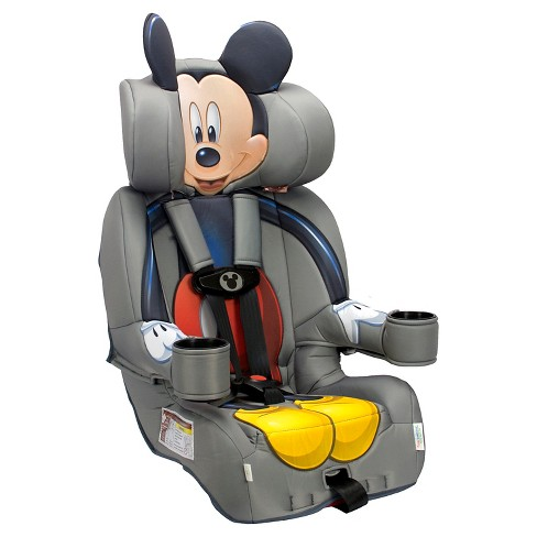 KidsEmbrace Disney Mickey Mouse Combination Harness Booster Car Seat Target