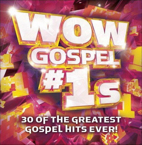 Various Artists - Wow Gospel #1s: 30 Of The Greatest Gospel Hits Ever! (CD) - image 1 of 3