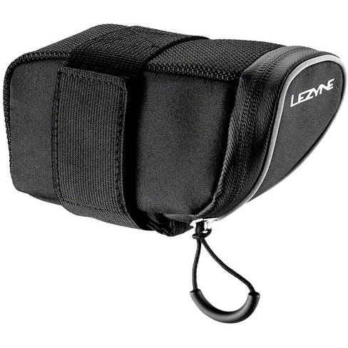 Lezyne Micro Caddy-M MTB Seat Bag: Black Under Saddle Bicycle Pouch - image 1 of 1