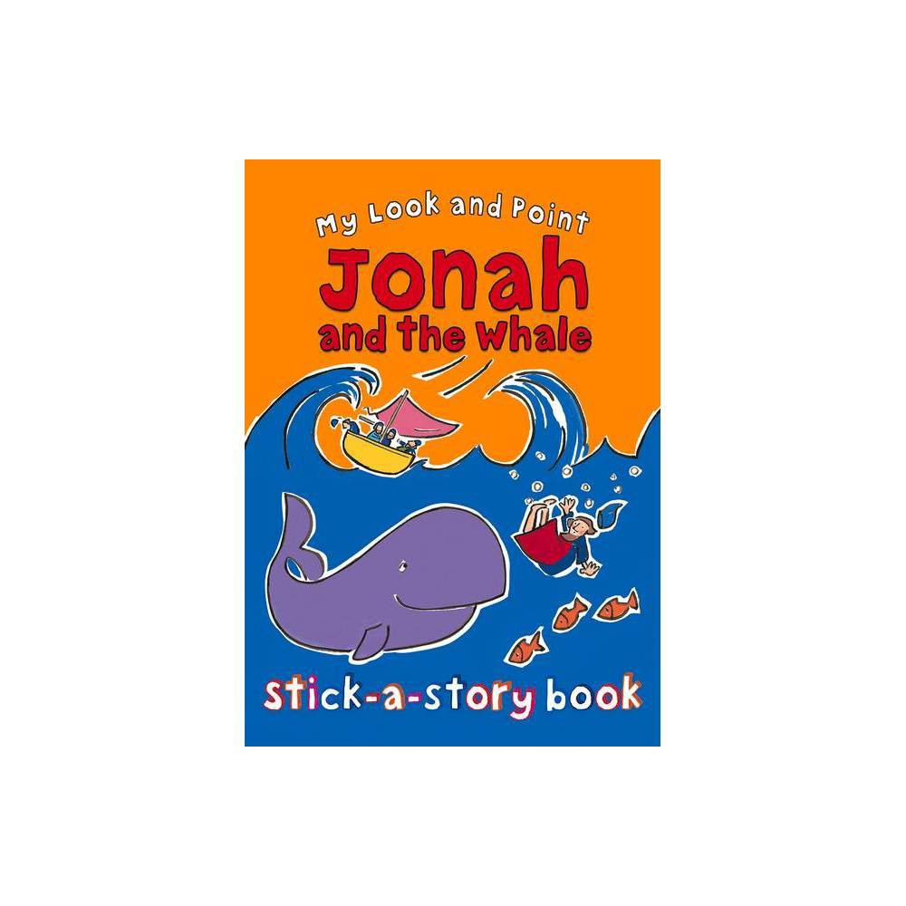 My Look And Point Jonah And The Whale Stick A Story Book By Christina Goodings Paperback