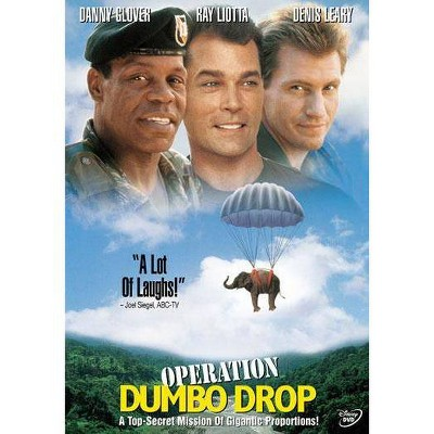 Operation Dumbo Drop (DVD)(2003)