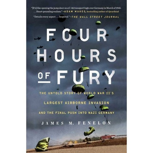 Four Hours of Fury - by  James M Fenelon (Paperback) - image 1 of 1