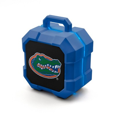 NCAA Florida Gators LED Shock Box Bluetooth Speaker