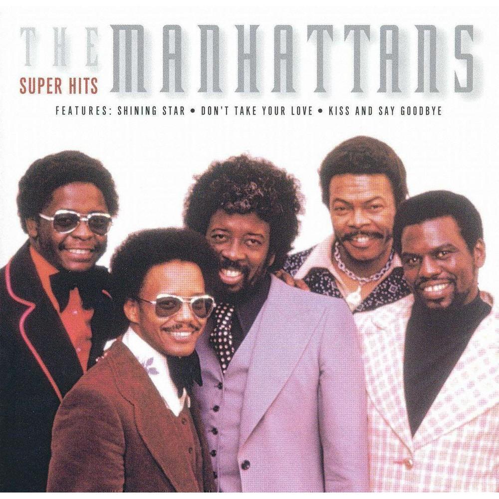 Manhattans - Super Hits:Manhattans (CD)