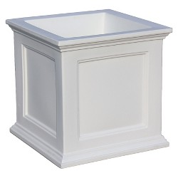 "Fairfield Patio Square Planter 20"" x 20"""