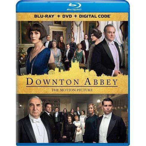 Downton Abbey (Blu-Ray + DVD + Digital) - image 1 of 1