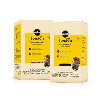 Miracle-Gro Planter Inserts and Liners - 2pk