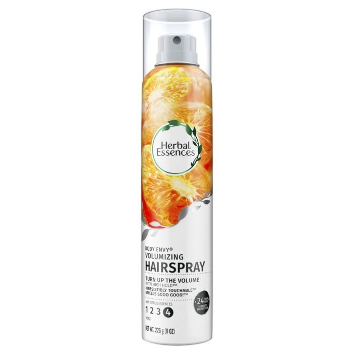 Herbal Essences Body Envy Volumizing Hairspray With Citrus Essences - 8oz : Target