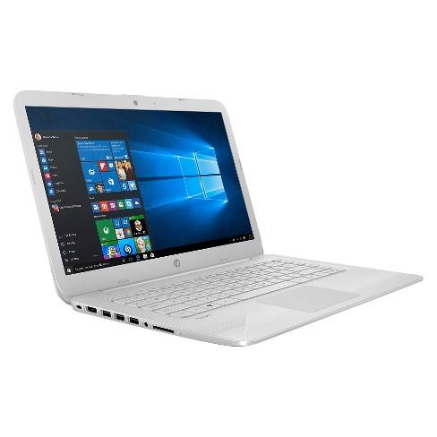hp stream laptop 14 ax022nr white x7s49ua aba target