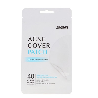 Avarelle Acne Cover Patch 40 ct