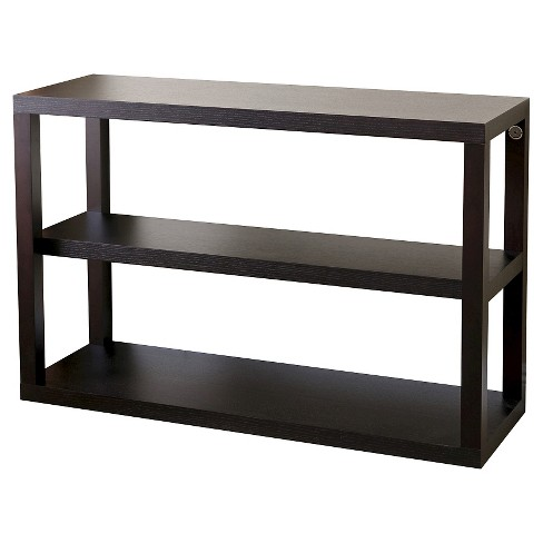 Sonoma 3 Tier TV Stand - Espresso - Abbyson Living - image 1 of 6