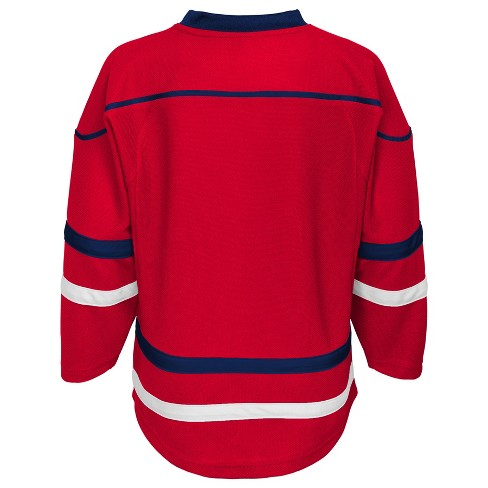 NHL Washington Capitals Youth Jersey. Shop all NHL fae6102c0