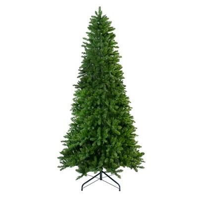 Northlight 10' Unlit Artificial Christmas Tree Slim Eastern Pine
