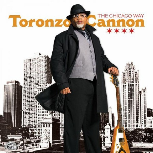 Toronzo cannon - Chicago way (CD) - image 1 of 1