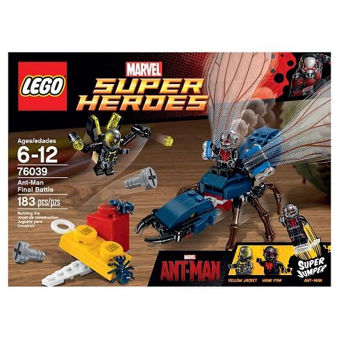 LEGO® Super Heroes Ant-Man Final Battle 76039 : Target