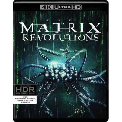 The Matrix Revolutions (4K/UHD)(2018) - image 1 of 1