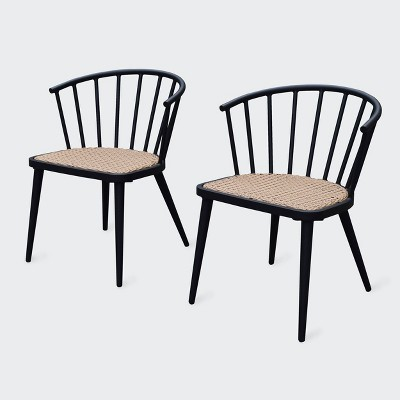 2pk Maria Dining Chairs - Leisure Made