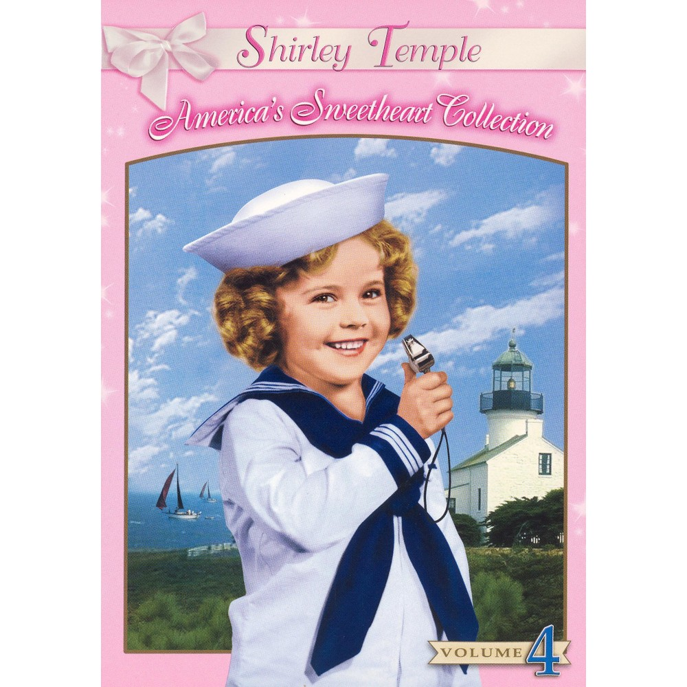 Shirley temple collection vol 4 (Dvd)