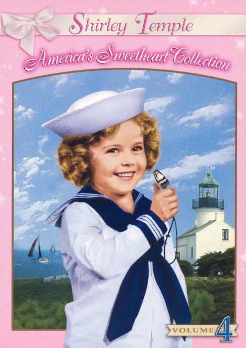 Shirley temple collection vol 4 (DVD) - image 1 of 1