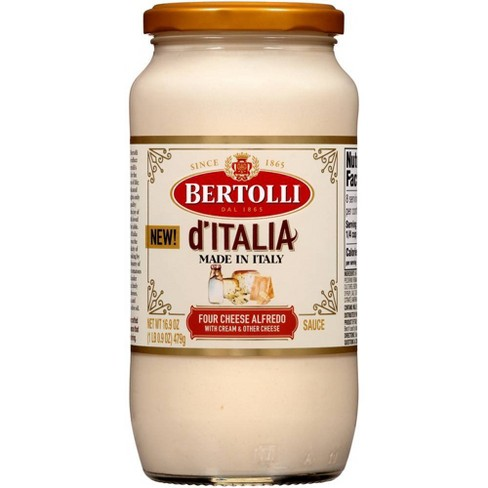 Bertolli D'italia Four Cheese 16.9oz - image 1 of 4
