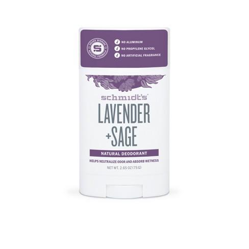 Image result for Schmidt's Deodorant Lavender + Sage Deodorant