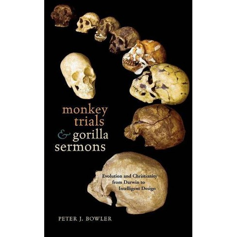 Monkey Trials and Gorilla Sermons - (New Histories of Science, Technology, and Medicine) (Paperback) - image 1 of 1