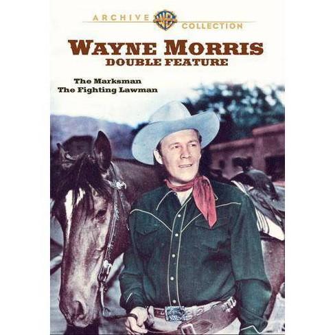 Wayne Morris Western Double Feature (DVD) - image 1 of 1