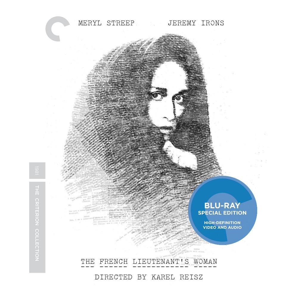 French Lieutenant's Woman (Blu-ray)
