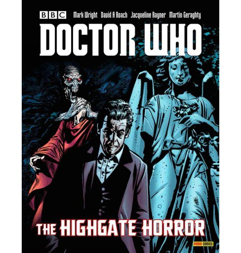 Doctor Who 23 : The Highgate Horror (Reprint) (Paperback) (Mark Wright & Mike Collins & Jacqueline - image 1 of 1
