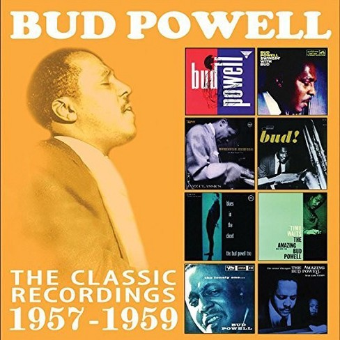 Bud Powell - Classic Recordings:1957-1959 (CD) - image 1 of 1