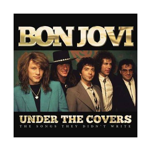 Bon Jovi - Under The Covers (CD) - image 1 of 1