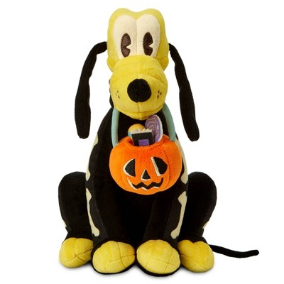 Disney Mickey Mouse & Friends Halloween Pluto Plush - Disney store