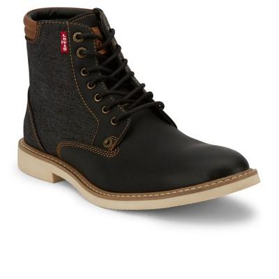 Levi's Mens Windham Fashion Casual Denim Boot