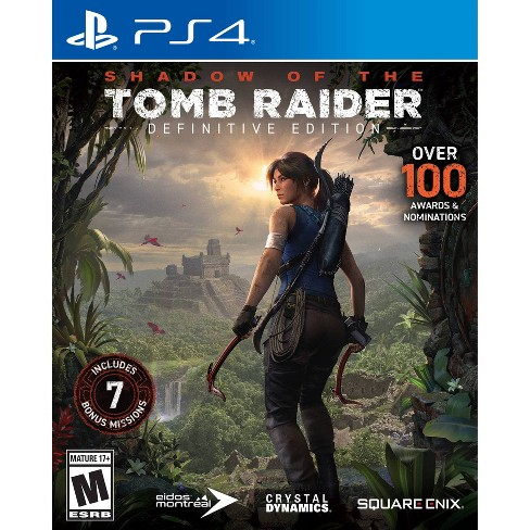 Shadow of the Tomb Raider: Definitive Edition - PlayStation 4 - image 1 of 4