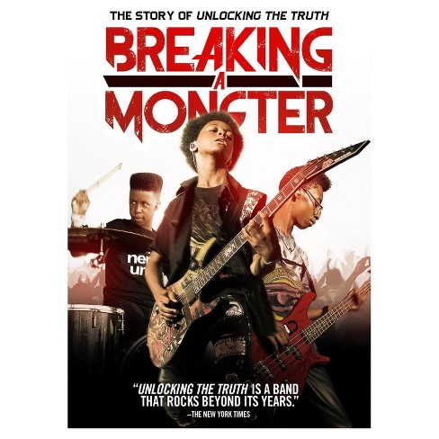 Breaking A Monster (DVD) - image 1 of 1