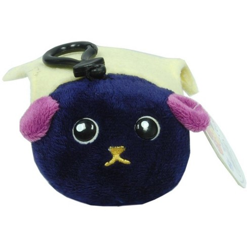 Toynami, Inc. Mameshiba SDCC '11 Plush Clip-On Black Bean - image 1 of 1