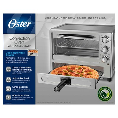 Can i bake frozen pizza in toaster oven