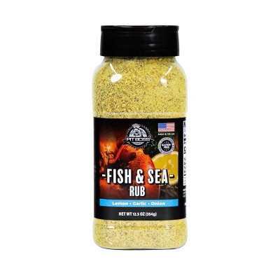 Pit Boss Fish and Sea Rub