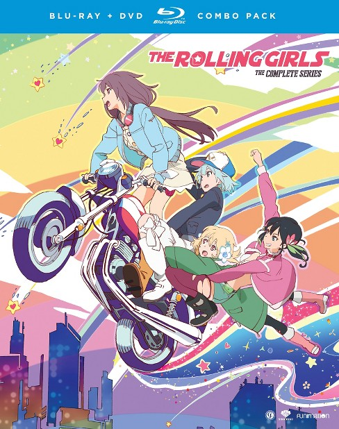 Rolling girls:Complete series (Blu-ray) - image 1 of 1