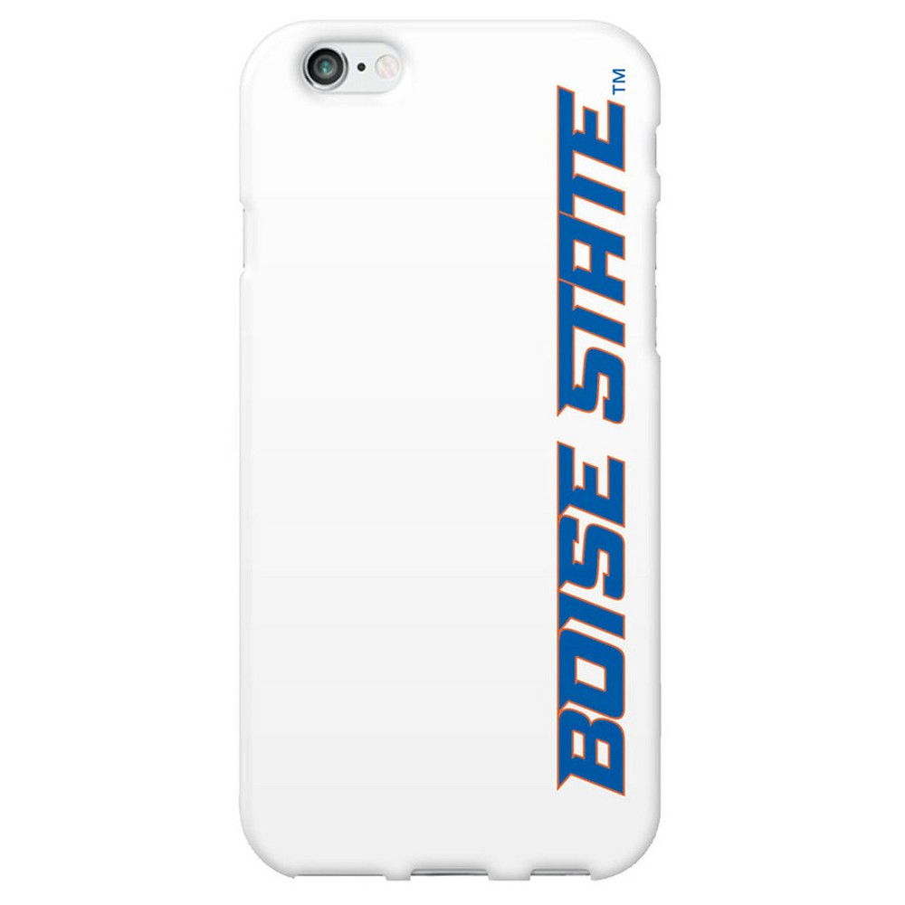 iPhone 6/6s Case - Boise State University, White Classic 2