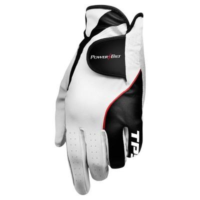 Powerbilt TPS Cabretta Tour Golf Glove - Men's Right Hand (Extra Large)